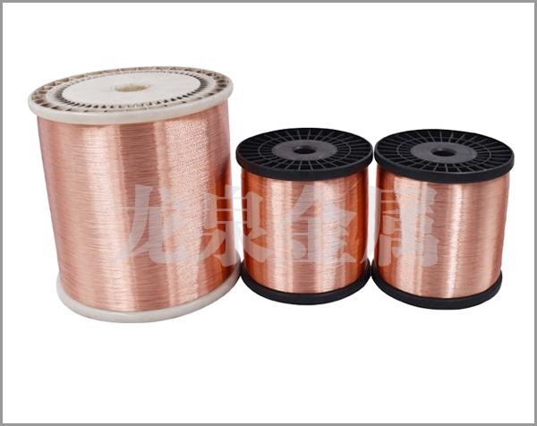 铜包铝包覆线